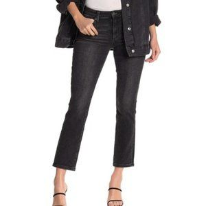 Joe's Jeans Mid Rise Straight Ankle Crop Jeans.NWT